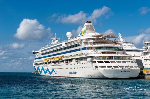 Mit der Aida in der Karibik