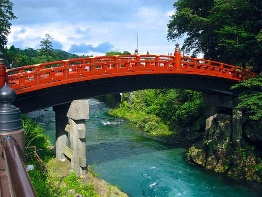 Shin-kyö Brücke in Nikko