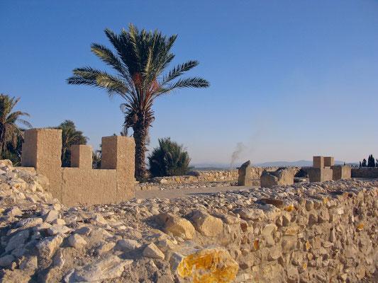 Biblische Siedlungshügel – Megiddo