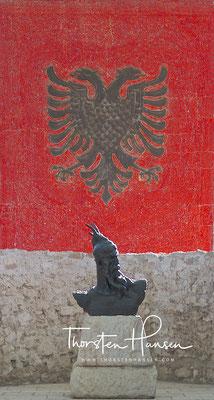 Skanderbeg-Mausoleum in Lezha