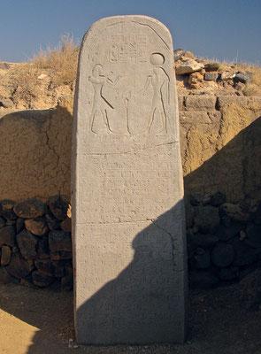 Die Beth-Sche'an-Stele Sethos' I