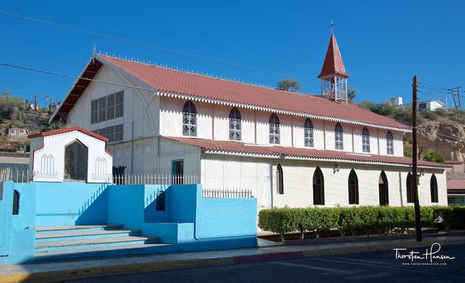 Santa Rosalía, B.C.S.