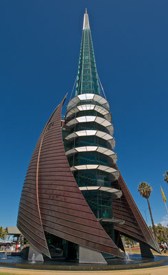 Schwanenturm in Perth