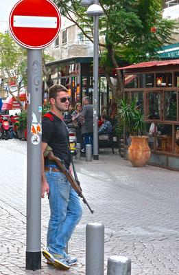 Impressionen aus Tel Aviv