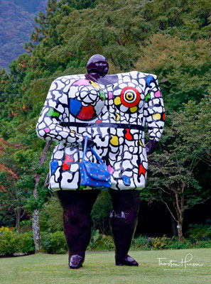 Hakone-Open-Air-Museum, 彫刻の森美術館 - Kunstmuseum Wald der Skulpturen