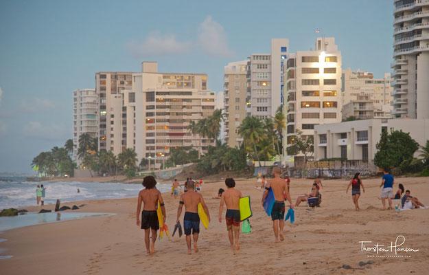 Condado Playa in San Juan