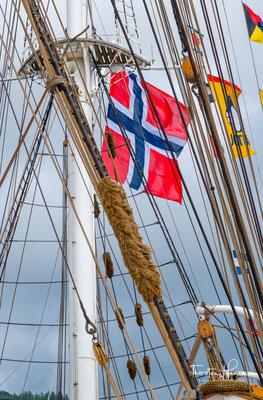 Wegen Kürzung der staatlichen Unterstützung wurde die Statsraad Lehmkuhl erneut im Hafen von Bergen stillgelegt.