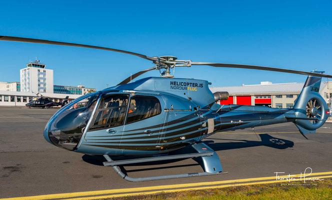 "Helikopterflug ""Reykjavik Summit"" auf den Mount Esja"