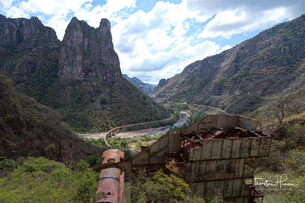 Eine der spektakulärsten Eisenbahnstrecken der Welt.