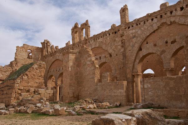Byzantinische Festung ar-Rusafa