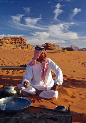 Zidane, der Beduine