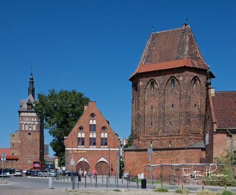 Peinkammertor und Stockturm