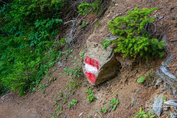 Entspannte Wanderung zur Voldertalhütte und ins 1.376m hohe naturbelassene Voldertal