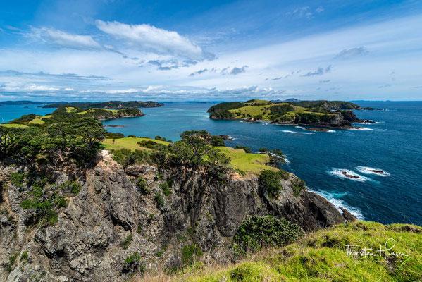 Die Indico und Paradise Bay sind geschützte Ankerplätze und werden wassersportlich genutzt.