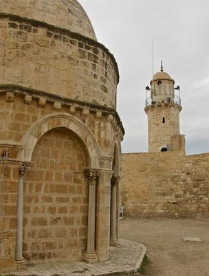 Himmelfahrtskapelle auf dem Ölberg, Jerusalem