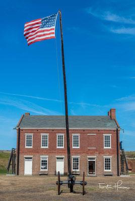 Am Anfang des 19. Jahrhunderts stiegen die Spannungen zwischen Großbritannien und den USA an und ein Krieg kündigte sich an.