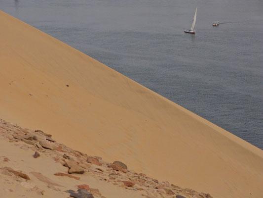 Dünen und Nil