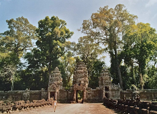 Tempel Preah Khan
