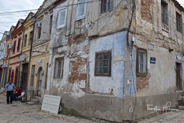 Die Altstadt Stara Čaršijain Skopje