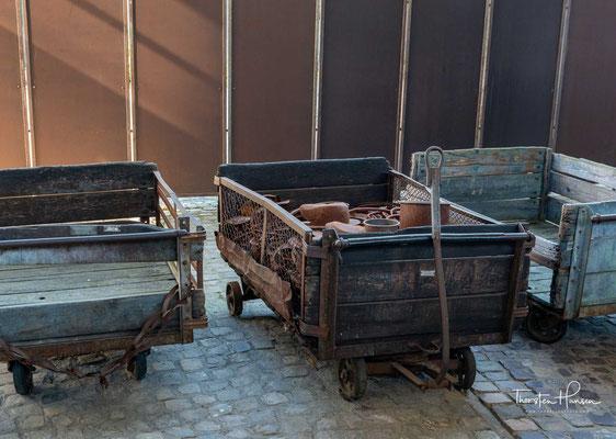 Das von Schindler auf dem Fabrikgelände errichtete Lager für die bei ihm beschäftigten Juden ist nicht erhalten.