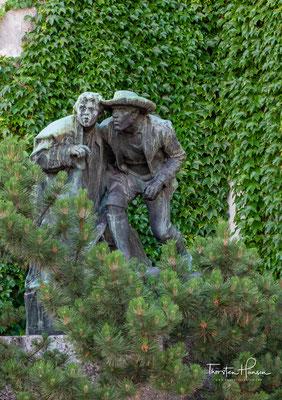 """Andreas Hofer Denkmal """"Anno 1809"""" in Innsbruck"""