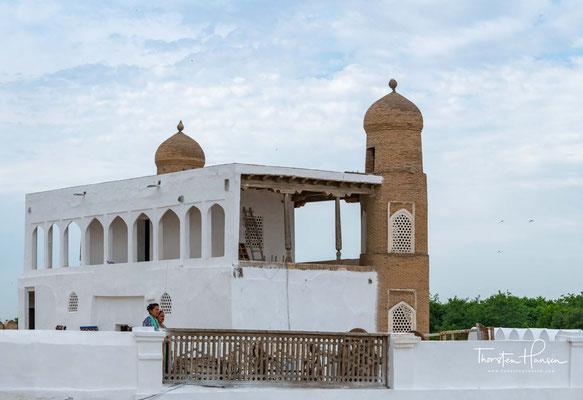 Der Ark ist eine Zitadelle in der usbekischen Stadt Buxoro. Sie diente als Residenz und Regierungssitz der Khane und Emire von Buxoro.