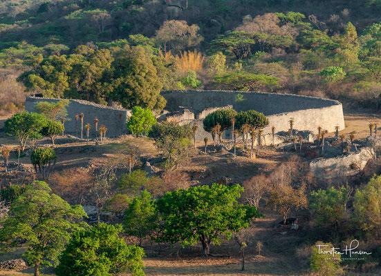 Der Vegetation in Groß-Simbabwe, insbesondere der Mobola-Pflaume oder Muhacha (Parinari curatellifolia), einem Goldpflaumengewächs, wird eine mythische Bedeutung zugeschrieben.