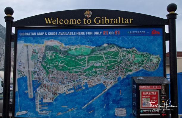 Willkommen in Gibraltar