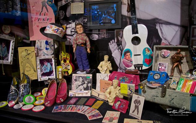Souvenirs von Elvis Presley