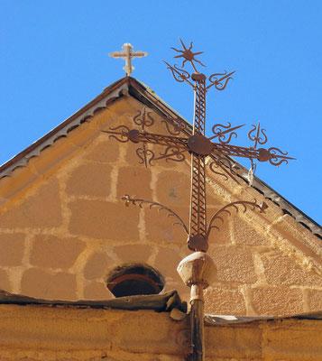 Kreuz im Katharinenkloster