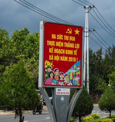 ....und der Kommunismus predigt immer noch und glaubt er wird erhört