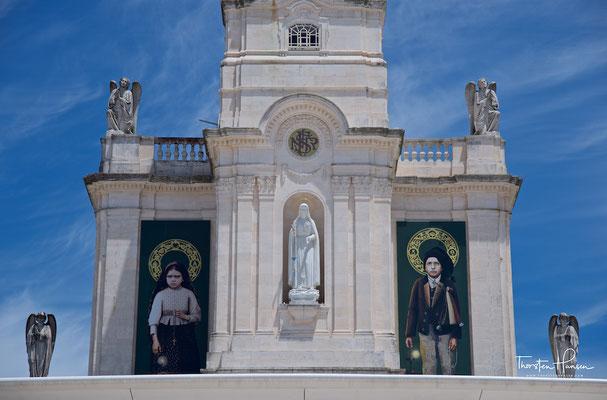 Basilika Unserer Lieben Frau des Rosenkranzes in Fátima