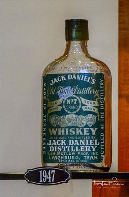 Am bekanntesten ist der Black Label (Jack Daniel's Old No.7). Der Alkoholgehalt der in Deutschland vertriebenen Flaschen wurde von 43 % seit Ende der 1990er-Jahre auf inzwischen 40 % reduziert.