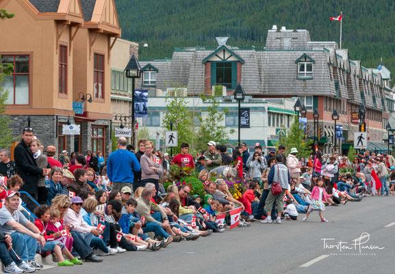Der 1. Juli ist der kanadische Nationalfeiertag (englisch Canada Day, französisch Fête du Canada) und erinnert...