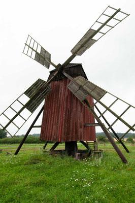 Bockwindmühle in Sandvik auf Öland
