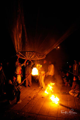 Das Ballon Festival von Taunggyi
