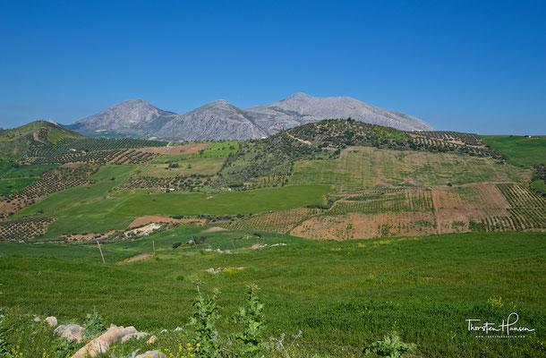 Im andalusischen Hinterland
