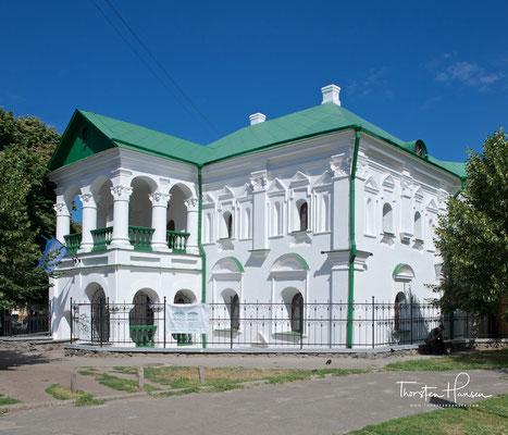 Das Haus von Peter dem Großen