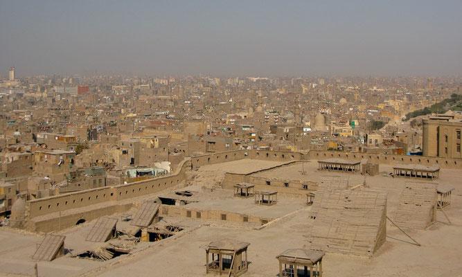 Über den Dächern Kairos