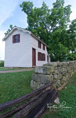 Fredericksburg Battlefield in Virginia