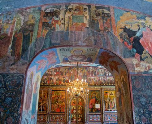 Prophet-Elija-Kirche in Jaroslawl