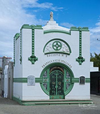Er ist der öffentliche Friedhof der Stadt Punta Arenas in Chile. Es hat vier Hektar und befindet sich im nördlichen Teil der Stadt,