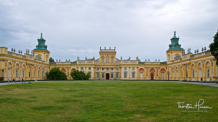 Wilanów-Palast von Jan Sobieski