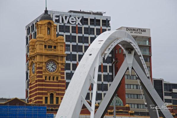 Stadtzentrum Melbourne