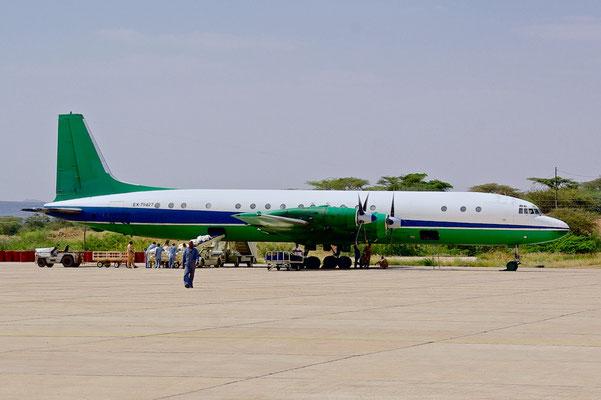 Der schlimmste Flug meines Lebens mit Air Djibouti