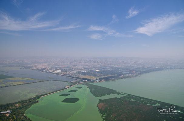 Blick auf Kunming