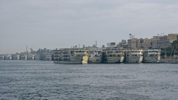 Luxor und der Nil