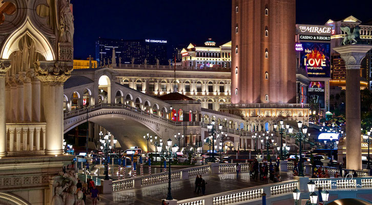 Venetian - Just the famous Las Vegas