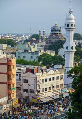 Zwischen dem 3. Jahrhundert v. Chr. und dem 4. Jahrhundert n. Chr. war Madurai die Hauptstadt des Pandya-Reiches, eines der ersten frühen Reiche Südindiens.