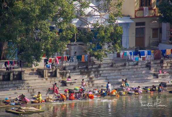 Udaipur zählt zu den von Touristen meistbesuchten Städten des indischen Subkontinents.